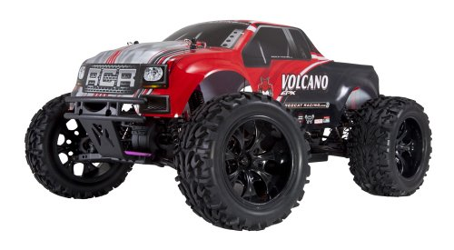 remote-controlled racing trucks