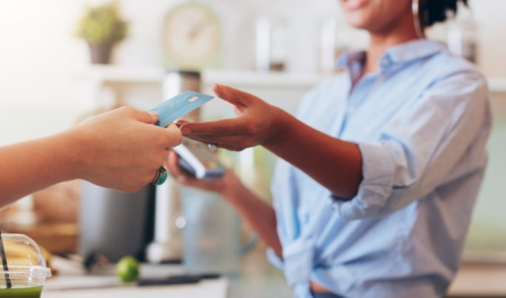 support of the credit cards