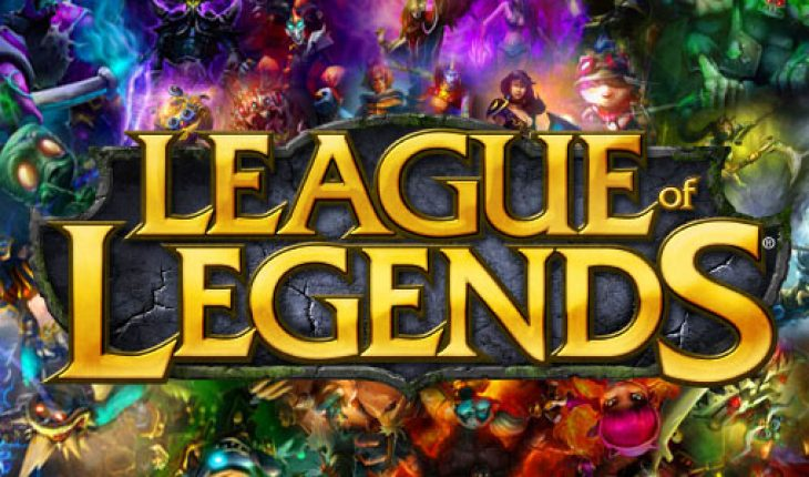 Playing League of Legends