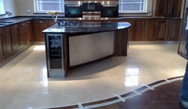 use of granite countertops